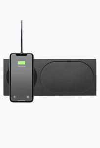 Block Wireless Charger - Brushed Black
