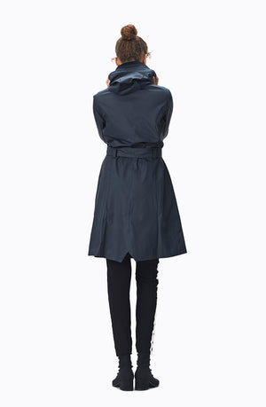 Curve Jacket - Blue