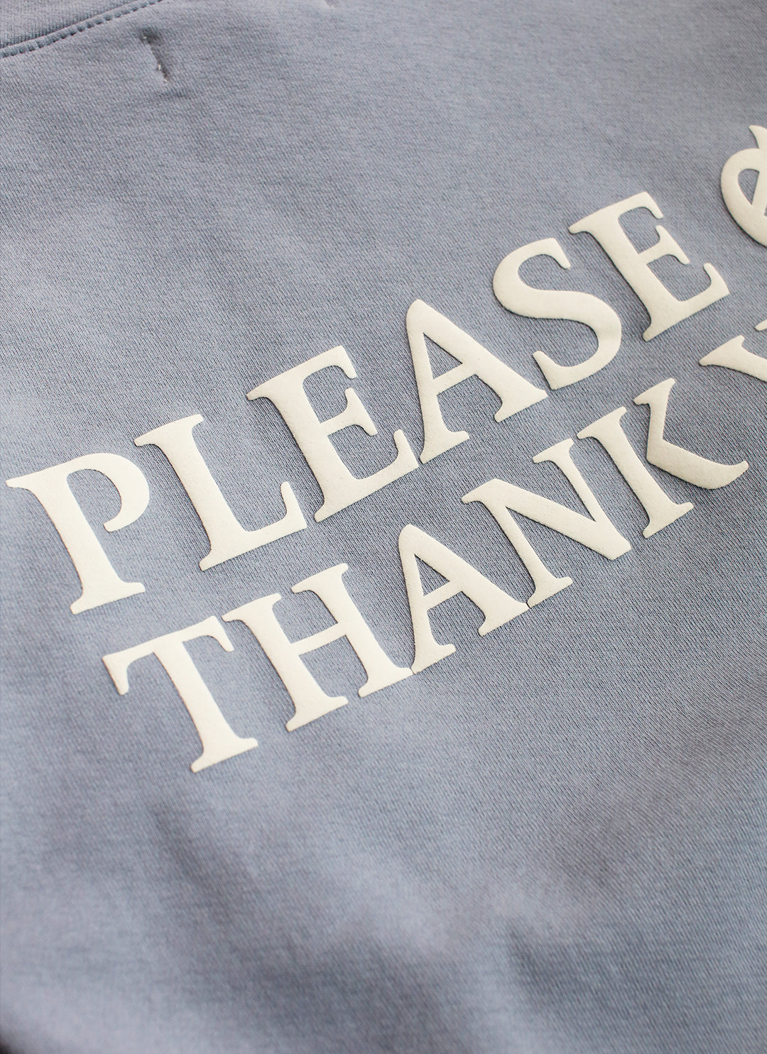 Please & Thank You LS Tee