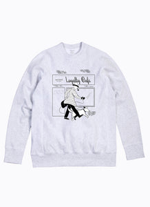 Mans Best Friend Crewneck