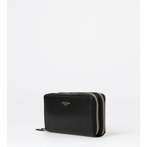 Vansbro Wallet w/double zipper