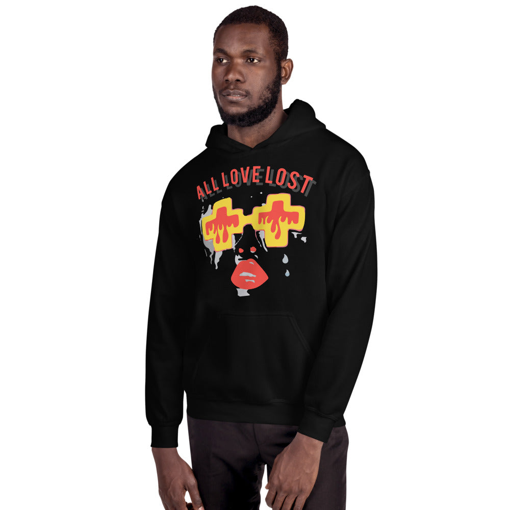 All Love Lost Hoodie