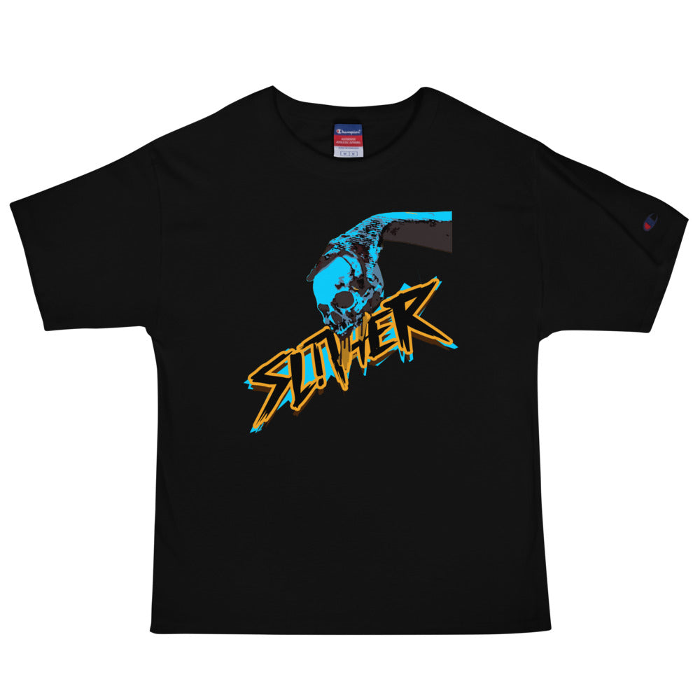 Slither You Dead Champion T-Shirt