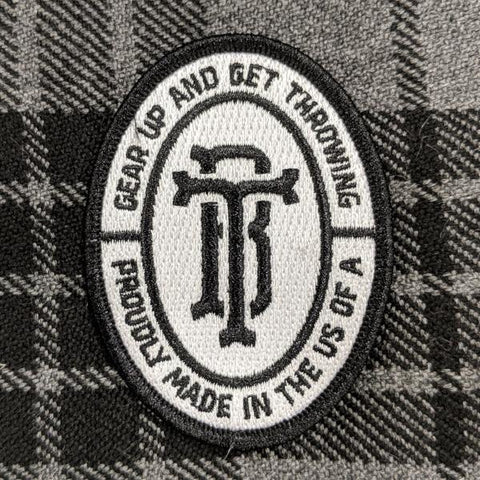 'Proudly Made' Patch