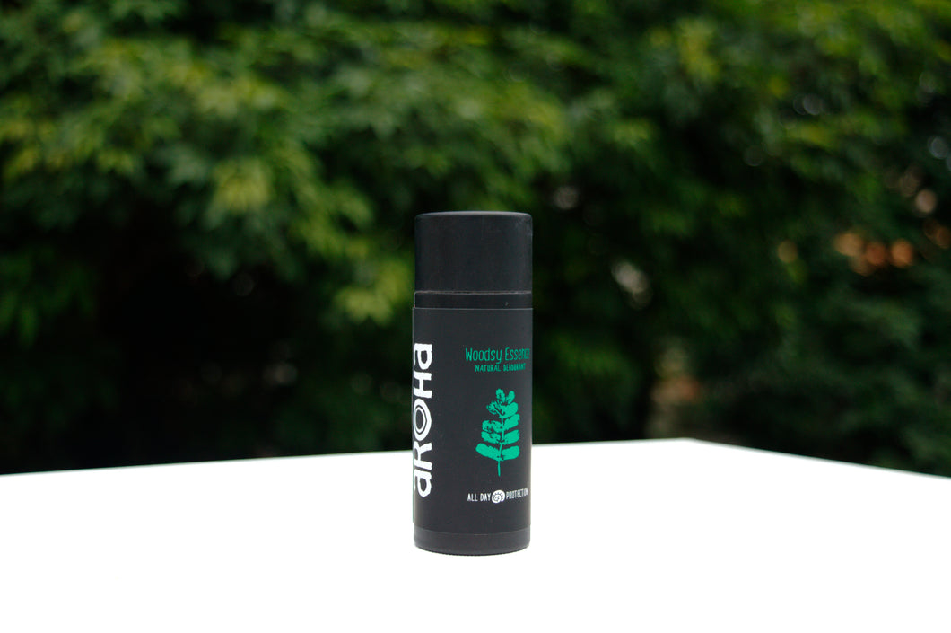 Woodsy essence - Natural deodorant
