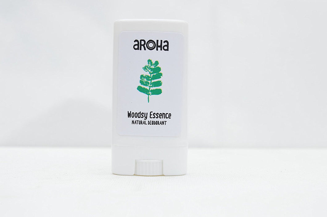 Woodsy pocket deo