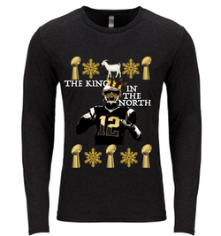 King In The North Ugly Sweater - WTPsports