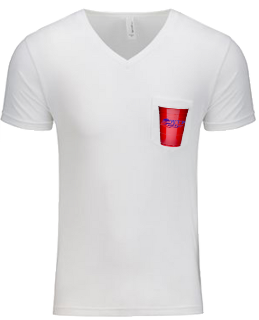 Solo Cup Pocket Tee