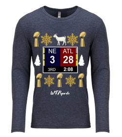 28-3 Ugly Sweater (SOLD OUT) - WTPsports