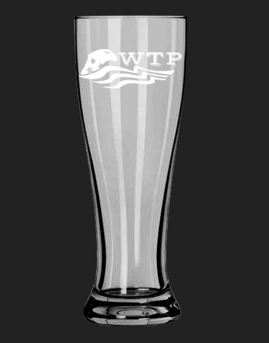 Tall Boy Glass - WTPsports