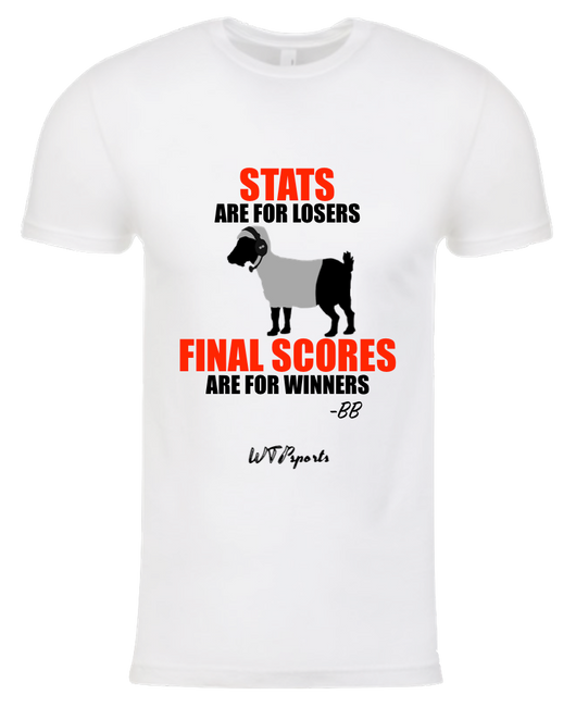 Stats are for losers - WTPsports