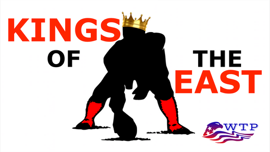 Kings of the East Flag