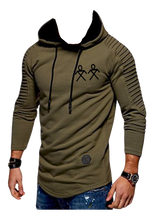 WE Thick Pleated Hoodie - WTPsports