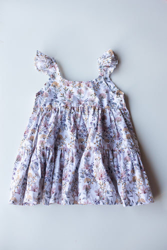 Frilly Tiered Dress