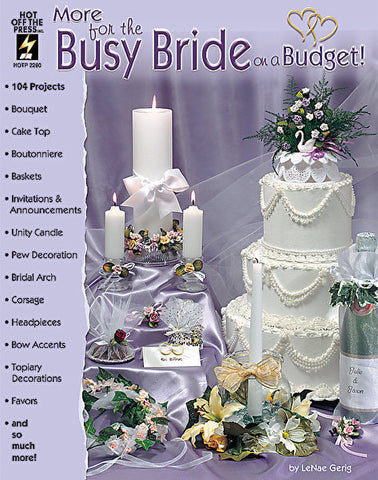 More for the Busy Bride on a Budget