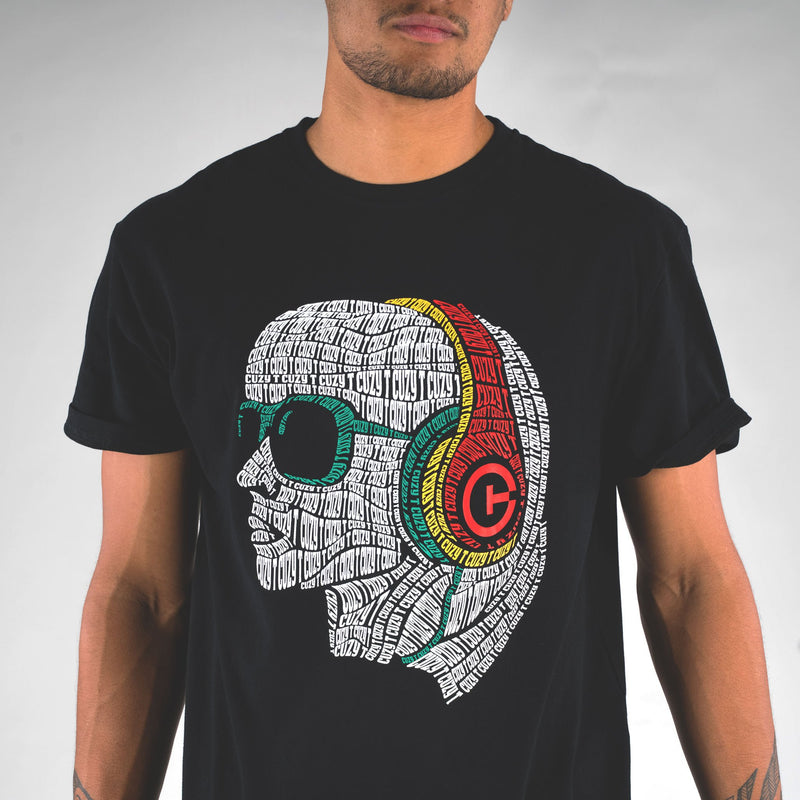 BEATS TALL TEE BLACK