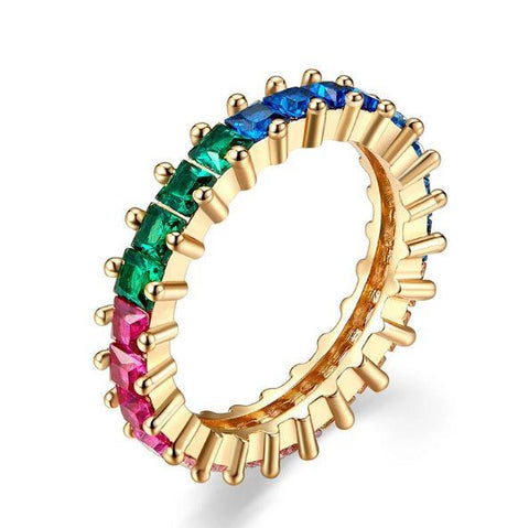 Playful Color Ring (YIR233-6)