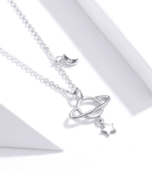 Interstellar Necklace (SBN349-SS)
