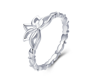 Lotus Crown ring (SBSR018-6)