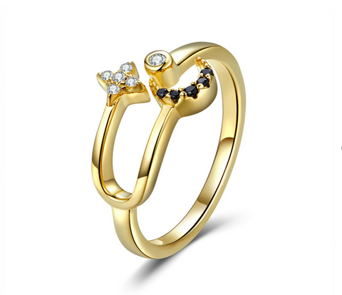 Eclipse ring (SBSR020-SS)