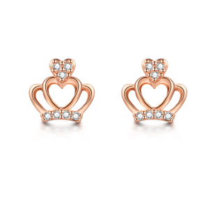 You're My Queen Earrings (81130)