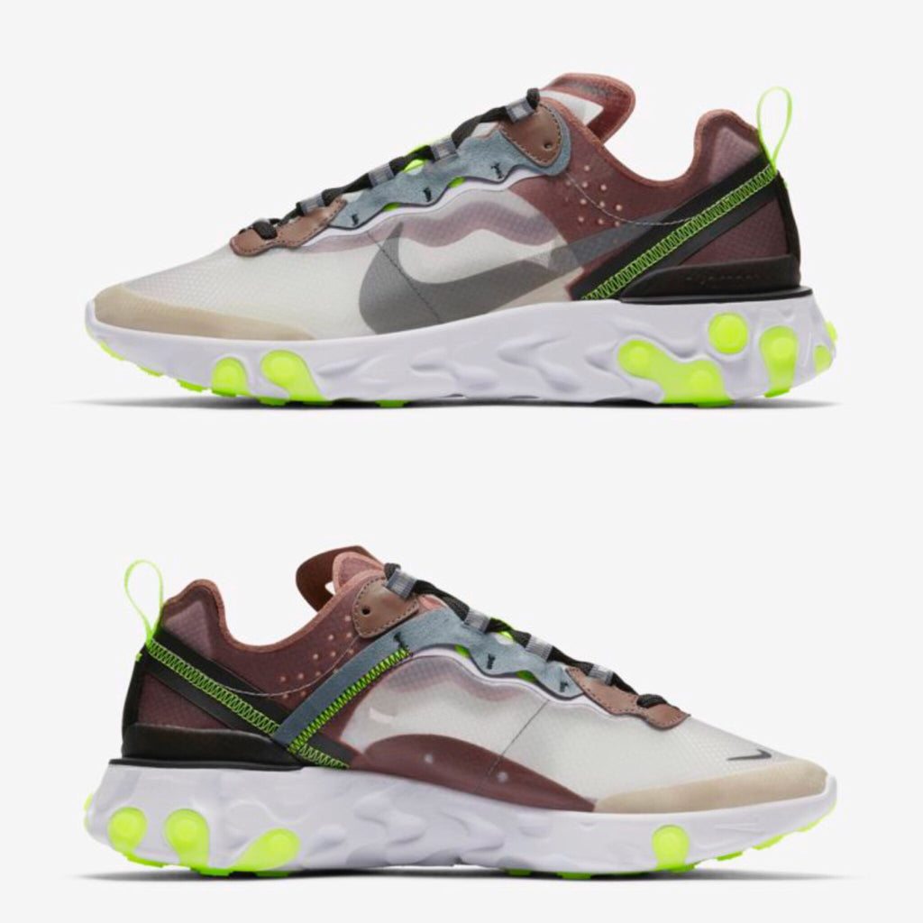 Nike React Element 87 Desert Sand Men's DS