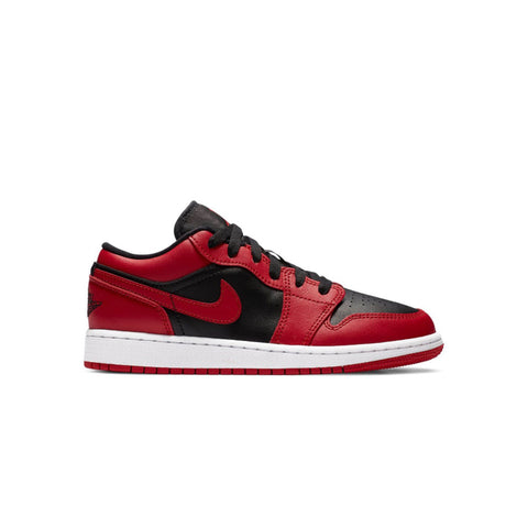 Air Jordan 1 Retro Low Reverse Bred Grade School Kids