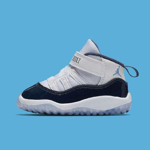 Air Jordan 11 Retro Win Like 82 / Midnight Navy Toddlers'