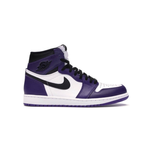 Air Jordan 1 Retro High OG Court Purple 2.0 Men's