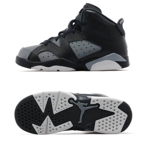 Air Jordan 6 Retro Cool Grey Preschool