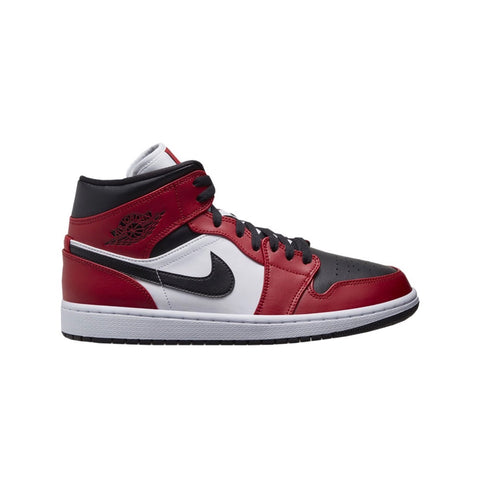 Air Jordan 1 Retro Mid Chicago Black Toe Men's
