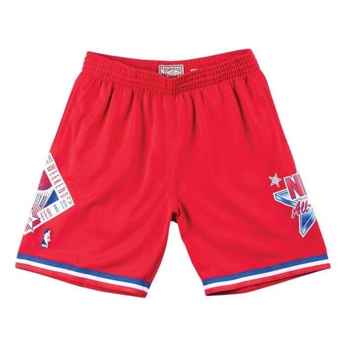 Mitchell & Ness 1991 All-Star West Swingman Shorts