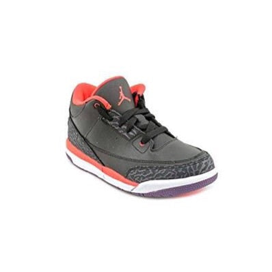Air Jordan 3 Retro Crimson Preschool