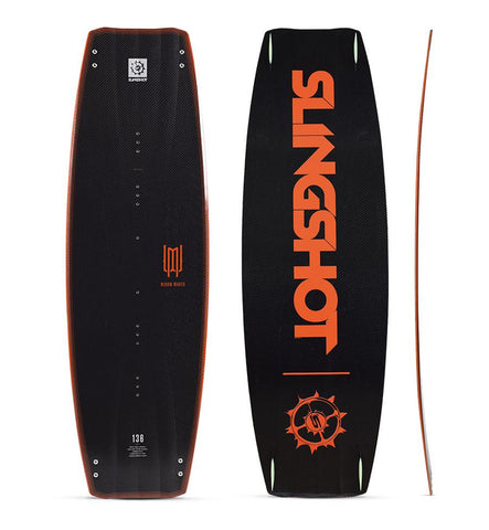 2018 Slingshot Widow Maker Kiteboard