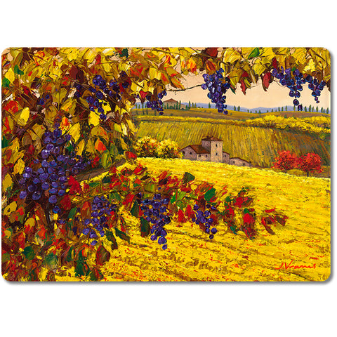 The Harvest -- Art Cutting Boards