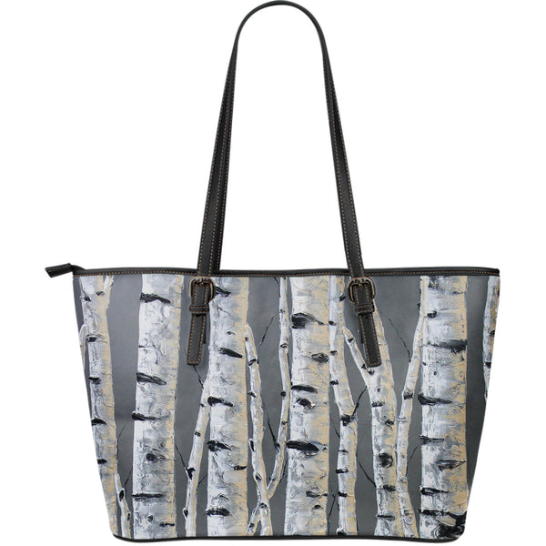 Premium Art Tote - Pewter Life by Jennifer Vranes