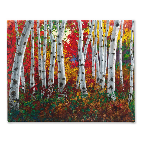 Autumn Jewel - 40x50