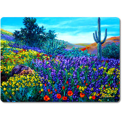 Desert Life - Art Cutting Boards