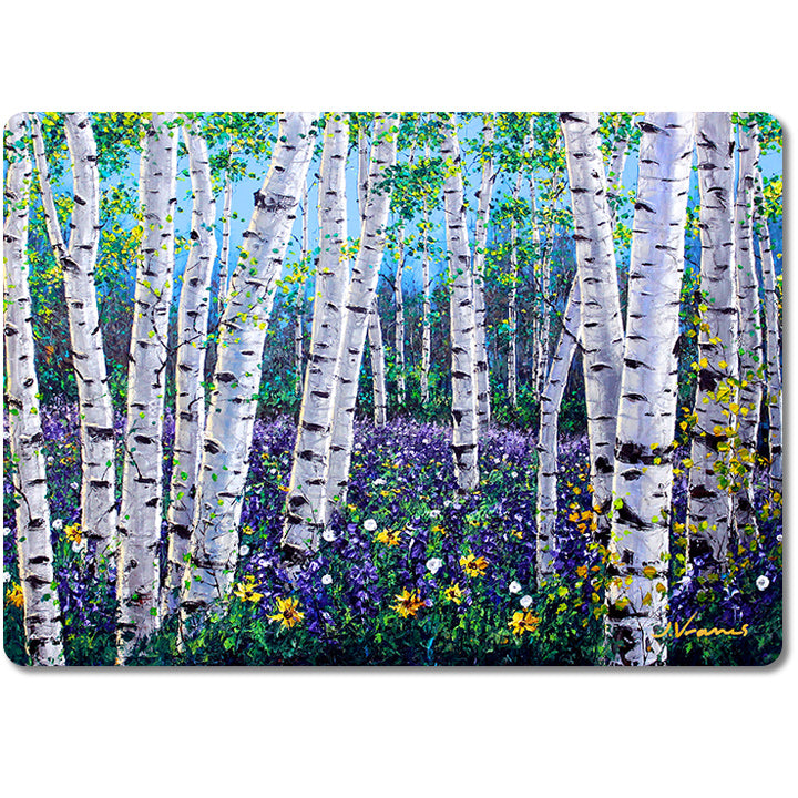 Spring Peace - Art Cutting Board