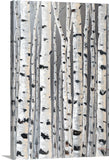 Aspen Metallics - Limited Edition Fine Art Giclée by Jennifer Vranes