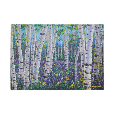 Spring Peace - New Art Cutting Board