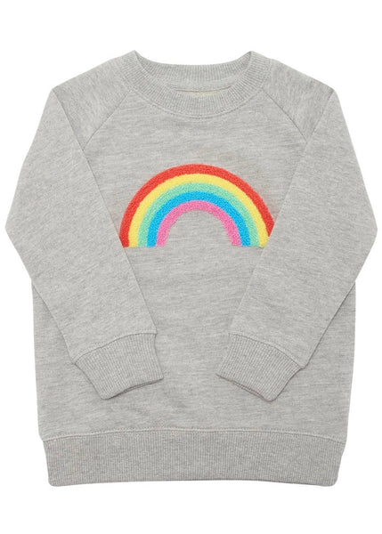 MINI ME RAINBOW SWEATSHIRT