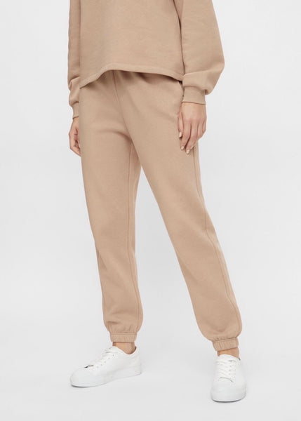 TAN LOUNGEWEAR SET
