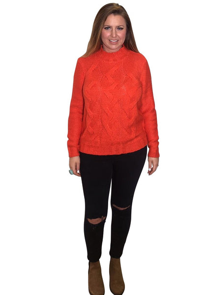 FIESTA ORANGE CABLE JUMPER