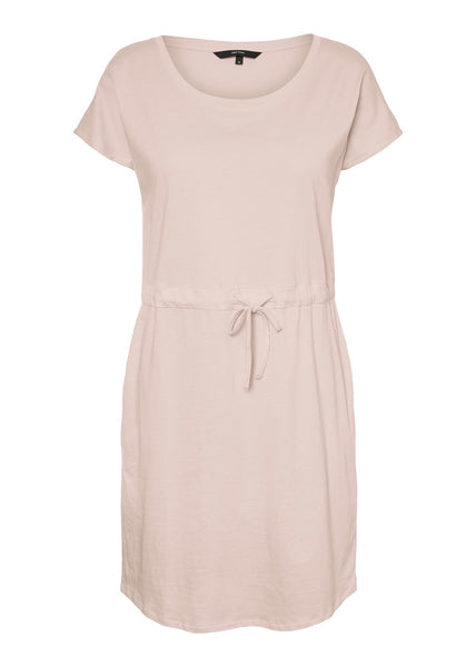 BLUSH T-SHIRT DRESS