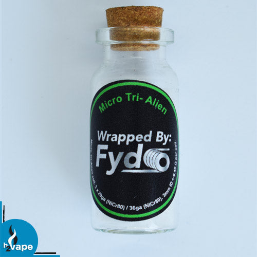 WRAPPED BY FYDO
