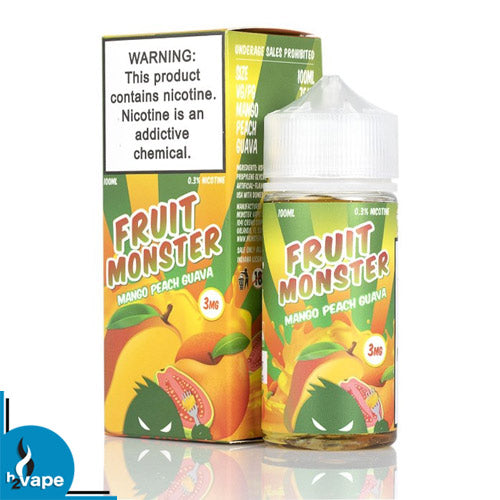 Fruit Monster By Jam Monster Liquid - 100ml