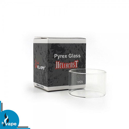 Hellvape Replacement Glass