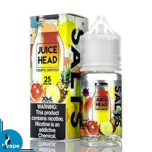 Juice Head E-liquids Nic Salt