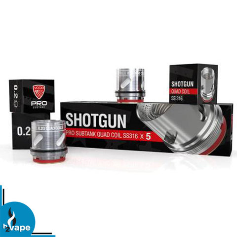 VGOD Pro Subtank Shotgun Replacement Coil